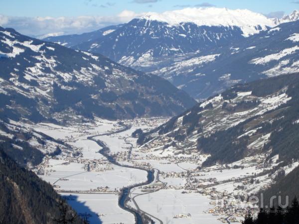 Долина Циллерталь / Австрия