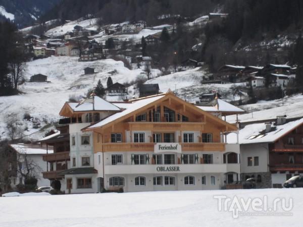 Гостиница Ferienhof Oblasser / Австрия