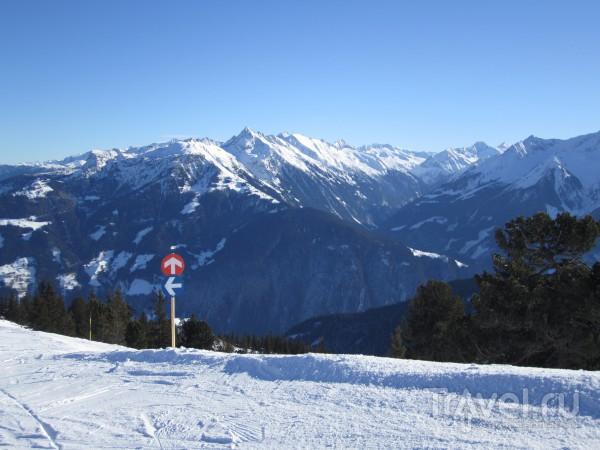 На леднике Хинтертукс / Австрия