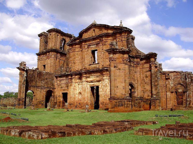Церковь Сан-Мигеля / Аргентина