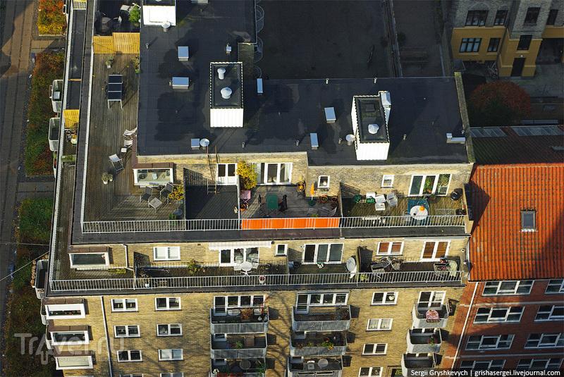 Крыши домов / Дания