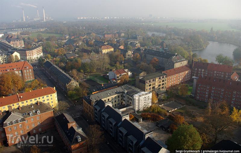 Район Христиания / Дания