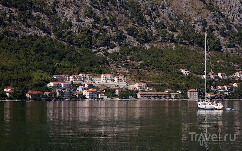 """Комплекс """"Котор-Виста"""" (Kotor Vista) в поселке Муо, Черногория / Фото из Черногории"""