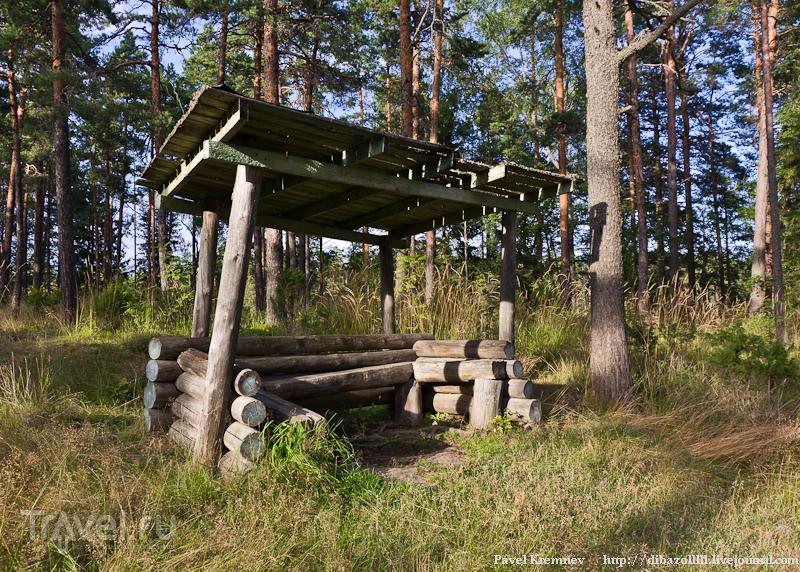 Место для отдыха / Россия