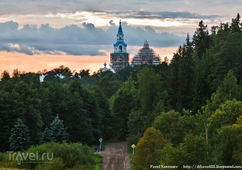 Купола над островом / Россия