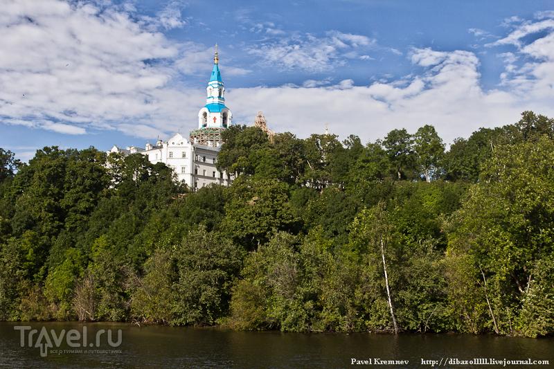 Природа и святыни острова / Россия