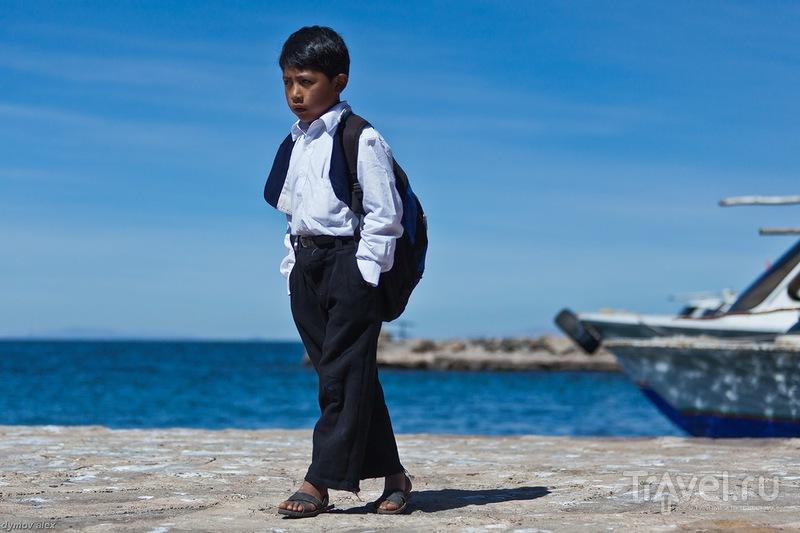 Школьная форма / Перу