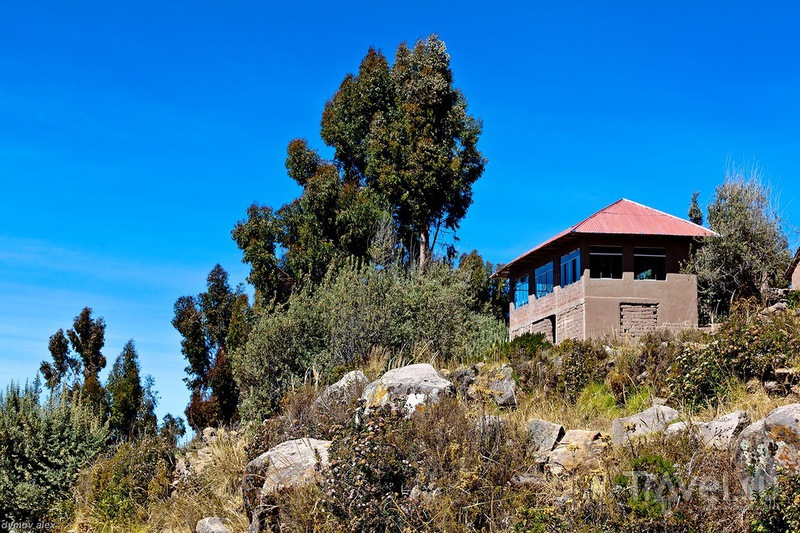 Один из домов / Перу
