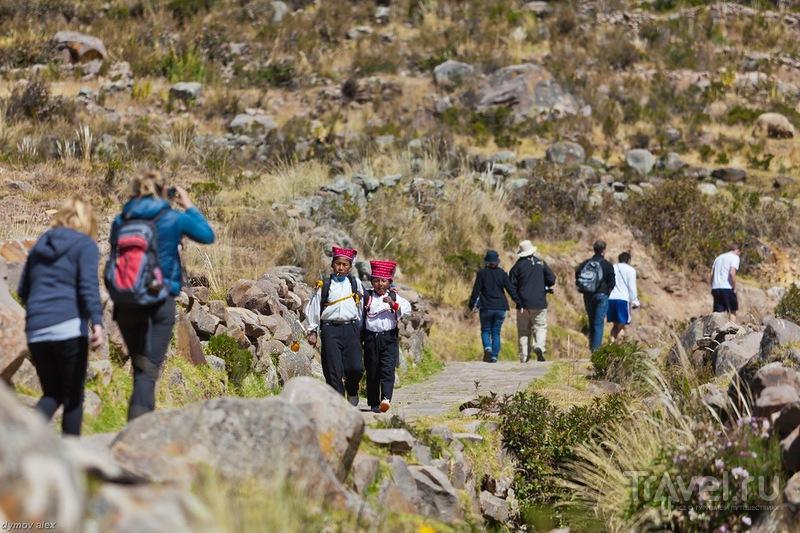 Местные школьники / Перу