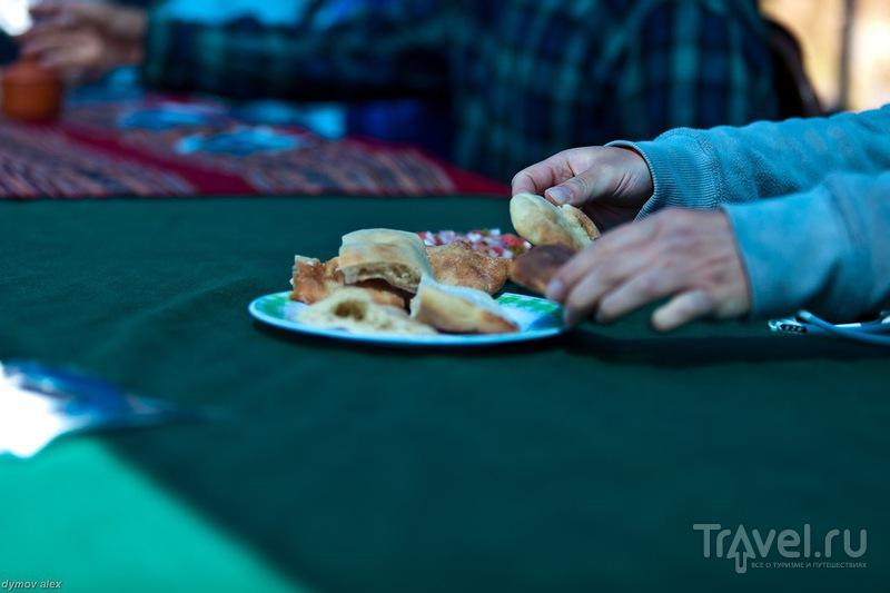 Местный хлеб / Перу