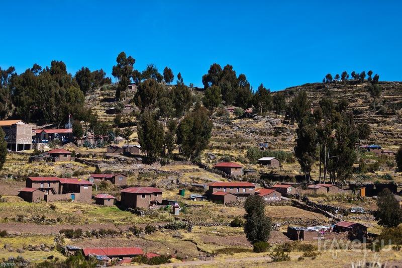 Местные постройки / Перу