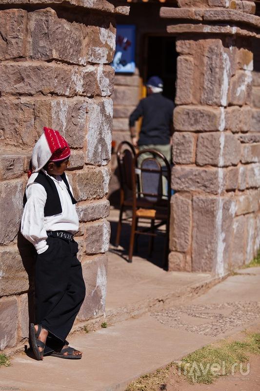 Караулит туриста / Перу