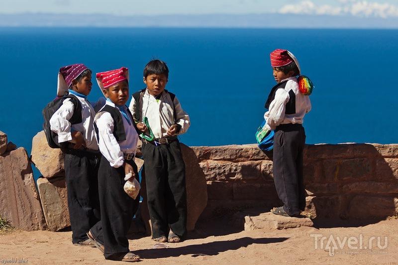 В условиях постоянного внимания / Перу