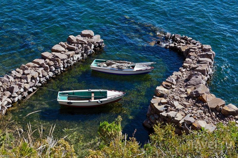 Лодки в гавани / Перу