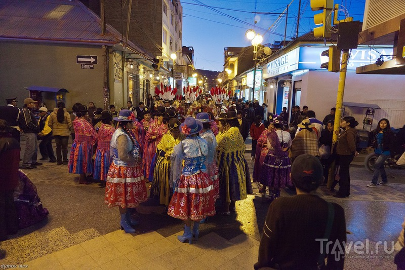 Карнавал в Пуно / Перу