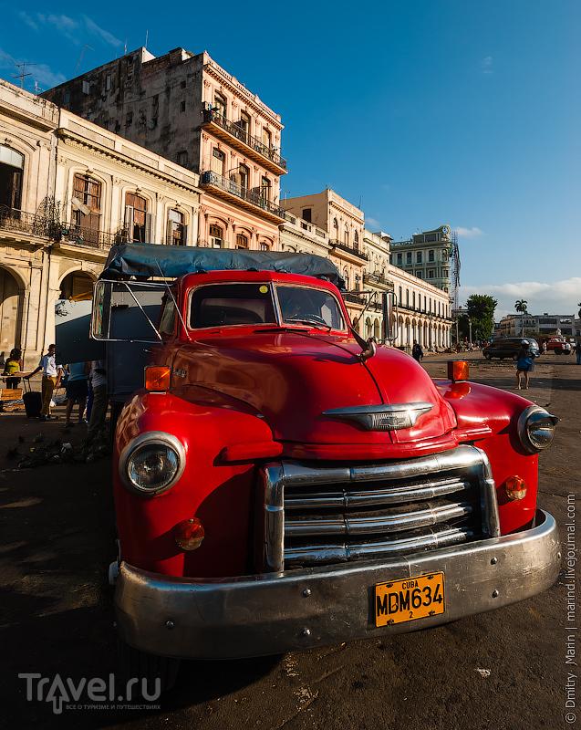 Грузовой Chevrolet / Куба