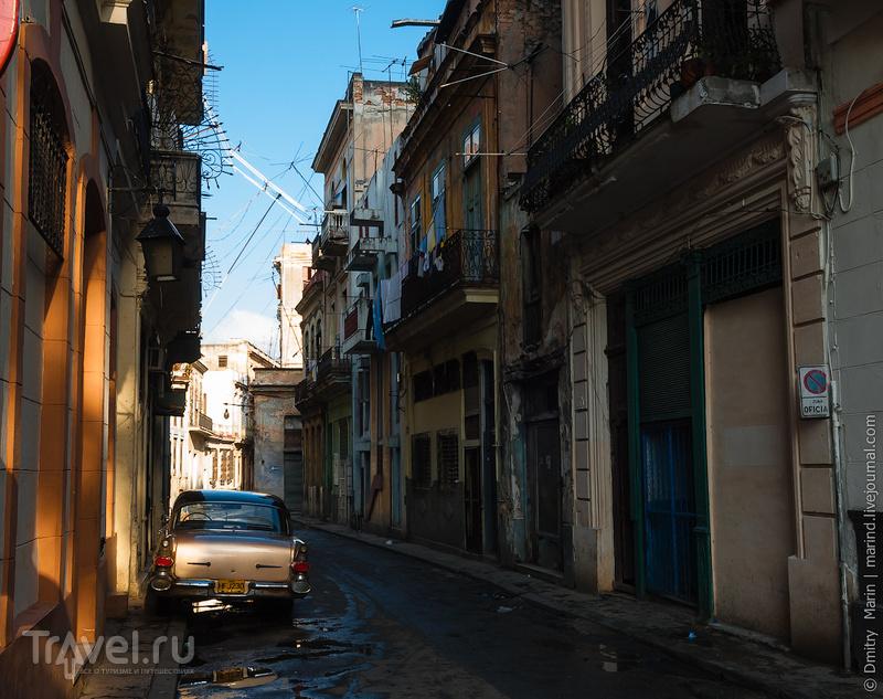 На улицах старой Гаваны / Куба