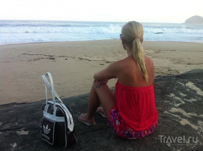 Мелководный пляж / Бразилия
