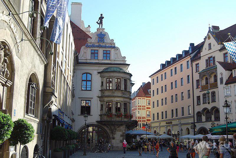 Мюнхен - очень романтичный город, Германия / Фото из Германии