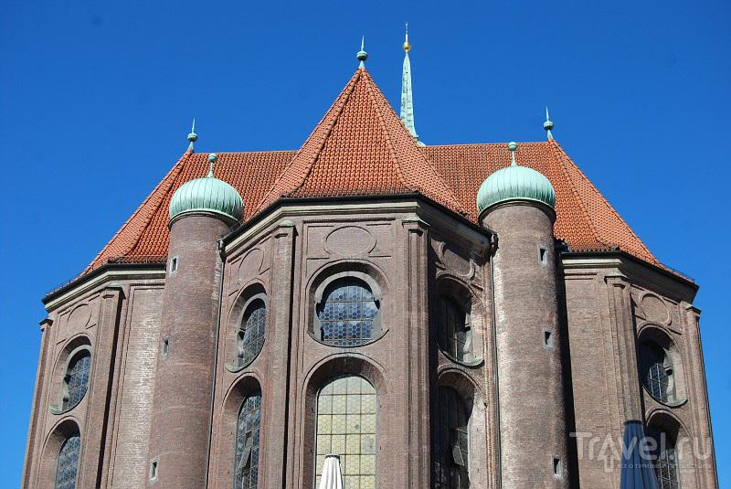 Старейшая церковь в Мюнхене, Германия / Фото из Германии