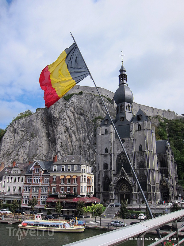 Флаг Бельгии / Бельгия