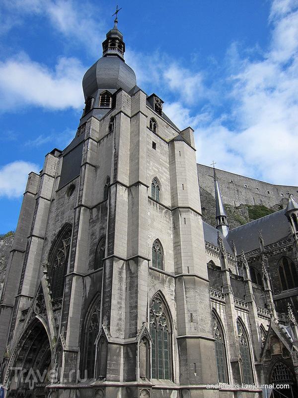 Церковь Богоматери Динан (Collégiale Notre-Dame de Dinant) / Бельгия