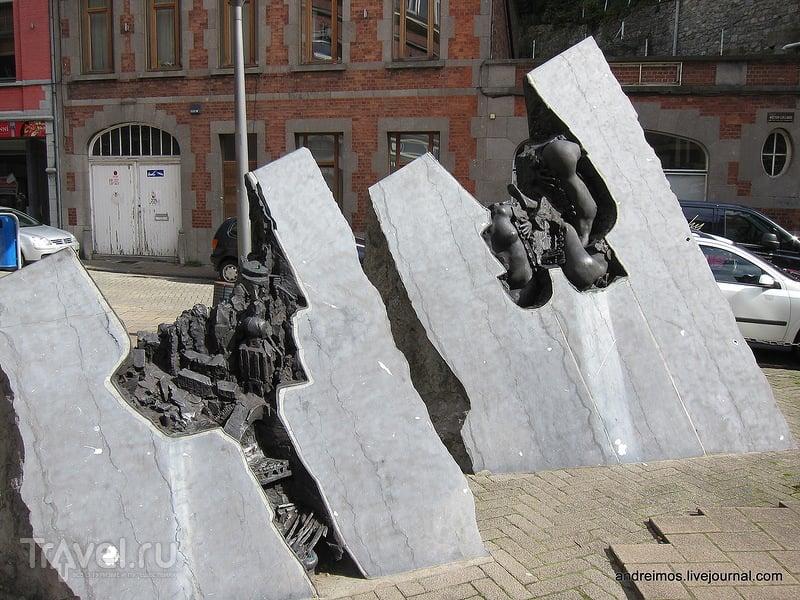 Cкульптура Феликса Рулена / Бельгия