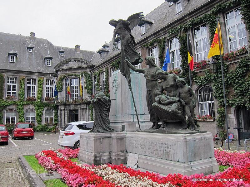 Монумент в память о погибших в Первой мировой / Бельгия