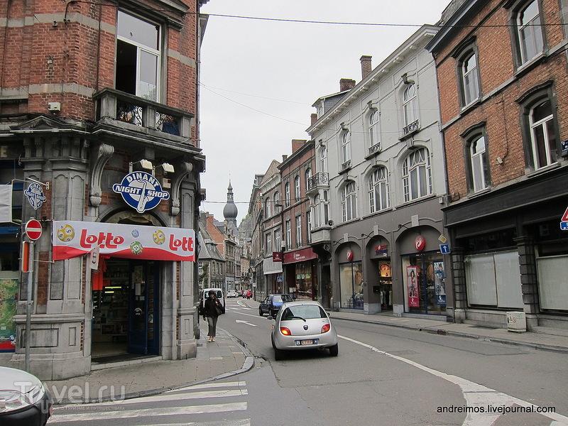 Улица Гранд (Rue Grande) / Бельгия