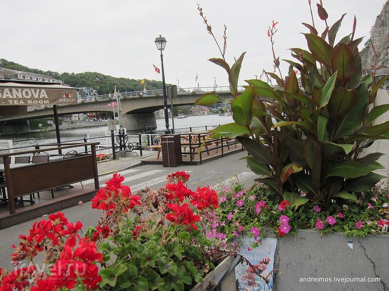 Вид на мост Шарль де Голль / Бельгия