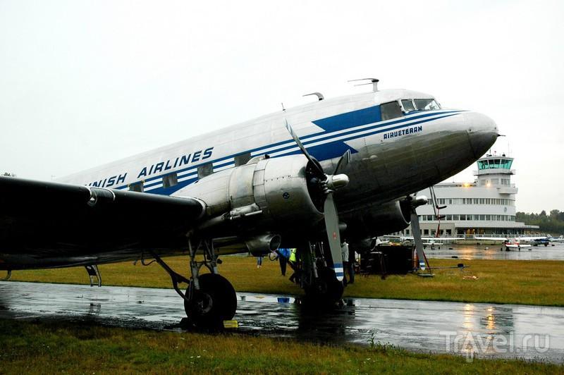 Полет на Дакоте / Финляндия