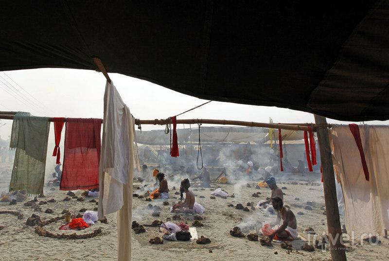 Индийские индуистские святые / Индия