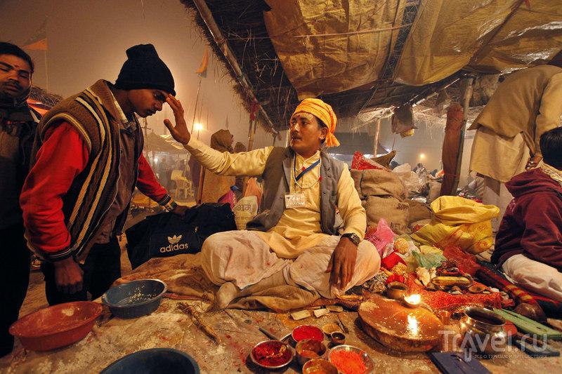 Один из ритуалов / Индия