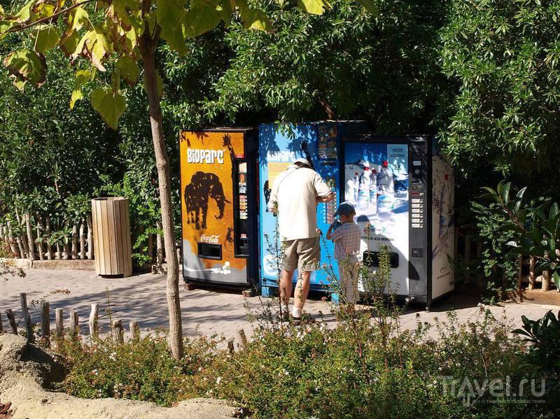 Автоматы с водами / Испания