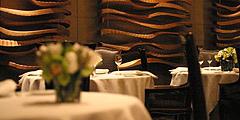 В ресторане Per Se // restaurantsinyc.com