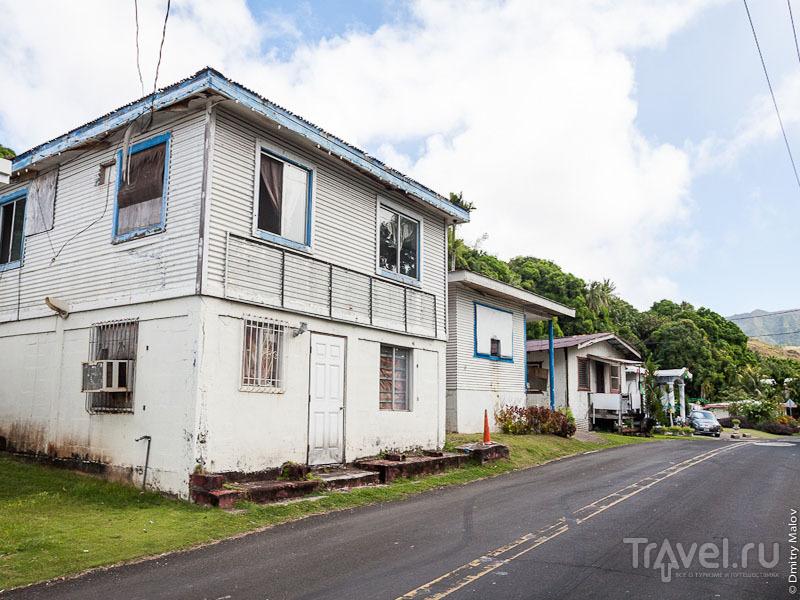 Дома на Гуаме / Фото с Гуама