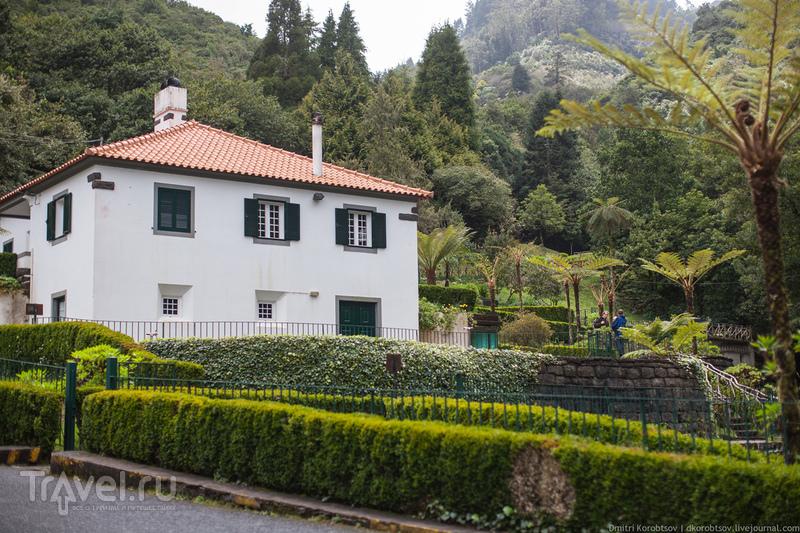 Форельная ферма / Португалия