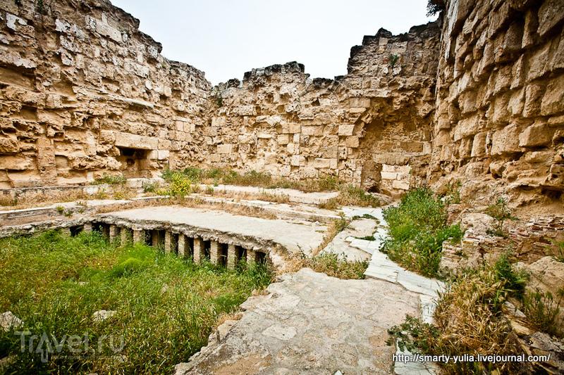 Северный Кипр: Саламис / Турция