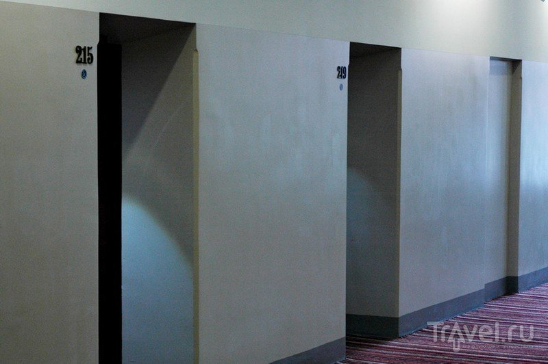 Отельный коридор / Финляндия