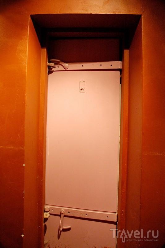 Аутентичные тюремные двери / Финляндия