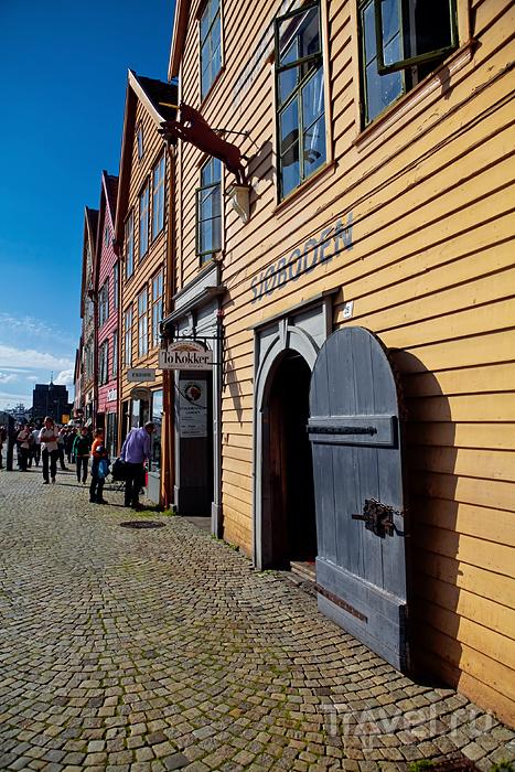 Торговая улица / Норвегия
