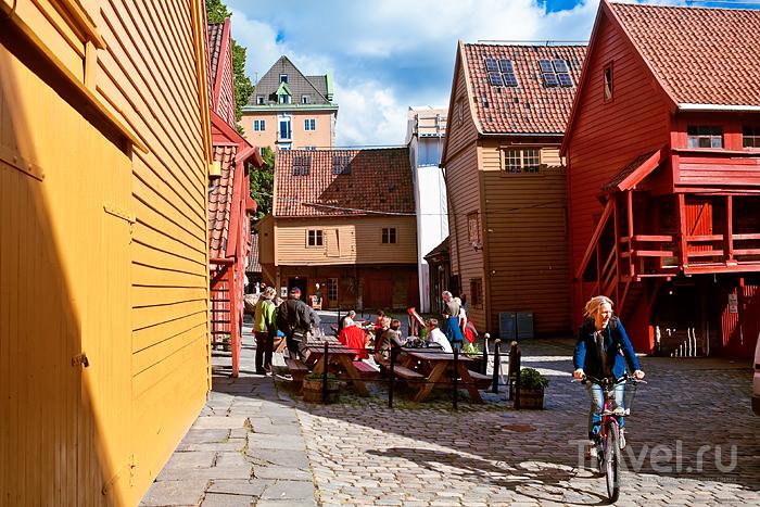Летнее кафе / Норвегия