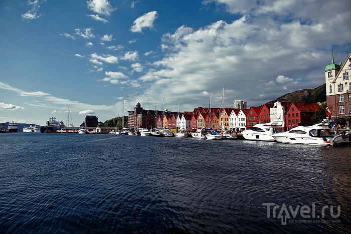Очень живописное место / Норвегия