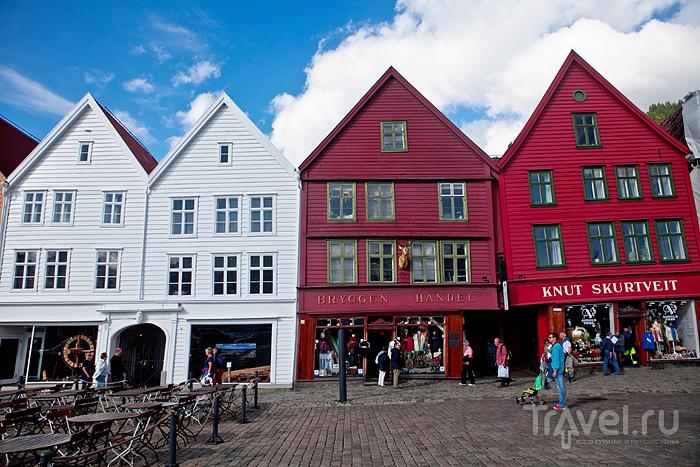 Магазинчики и студии / Норвегия