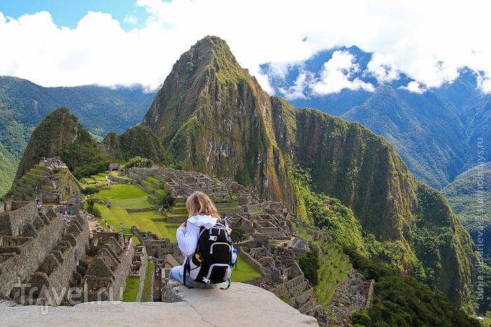 Путешествие по Перу, Мачу-Пикчу / Перу