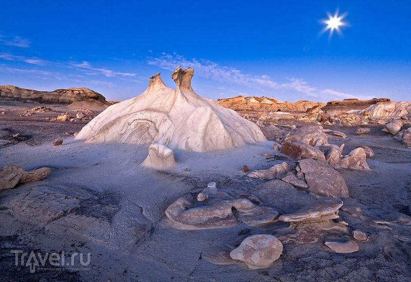 Пустынный ландшафт / США
