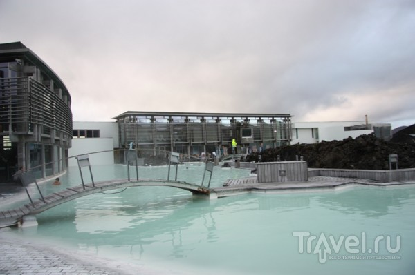 СПА-курорт Голубая Лагуна / Исландия