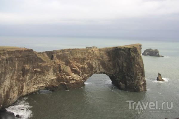 Островки и скалы / Исландия
