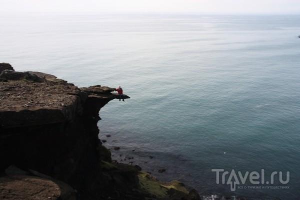 Черный пляж / Исландия