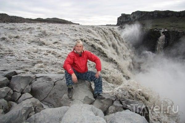 Водопад Деттифосс / Исландия